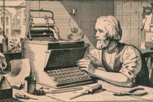 q klavyenin mucidi